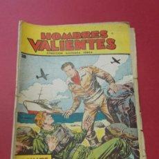 Tebeos: COMIC - HOMBRES VALIENTES , TOMMY BATALLA - Nº 28 , EL GRAN RESCATE - FERMA 1958 . L445. Lote 180031890