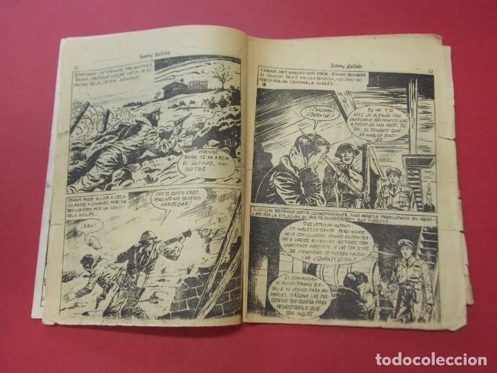 Tebeos: COMIC - HOMBRES VALIENTES , TOMMY BATALLA - Nº 28 , EL GRAN RESCATE - FERMA 1958 . L445 - Foto 3 - 180031890