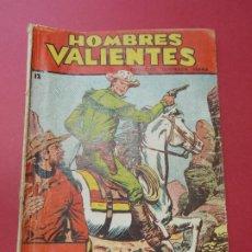 Tebeos: COMIC - HOMBRES VALIENTES, HONDO - Nº 12, LA JUSTICIA TRIUNFA - FERMA 1958 - L455. Lote 180460585