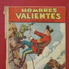 Tebeos: COMIC - HOMBRES VALIENTES, DICK DARING - Nº 21, EL ASALTADOR - FERMA 1958 - ORIGINAL.. L456. Lote 180803940