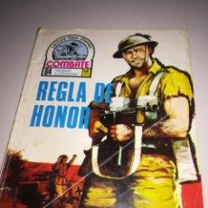 Tebeos: REGLA DE HONOR. COMBATE 64 PAGINAS ILUSTRADAS. REF. GAR 105. Lote 181138135