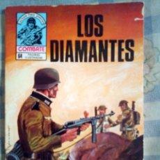 Tebeos: COMBATE- NOVELA GRÁFICA SEMANAL- Nº 156 -LOS DIAMANTES-MUY DIFÍCIL-BUENO-1980-LEAN-2282. Lote 181625012