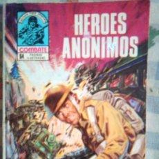 Tebeos: COMBATE- NOVELA GRÁFICA- Nº 157 -HÉROES ANÓNIMOS-CORRECTO ESTADO-1979-VILA-DIFÍCIL-LEAN-2283. Lote 181625787