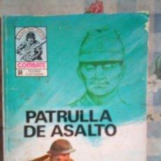 Tebeos: COMBATE-NOVELA GRÁFICA SEMANAL- Nº 160 -PATRULLA DE ASALTO- MUY DIFÍCIL-1979-CORRECTO-LEAN-2286. Lote 181627558