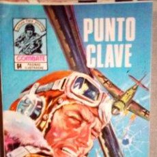 Tebeos: COMBATE- NOVELA GRÁFICA- Nº 163 -PUNTO CLAVE-MUY BUEN ESTADO-1979-MUY DIFÍCIL-LEAN-2288. Lote 181629355