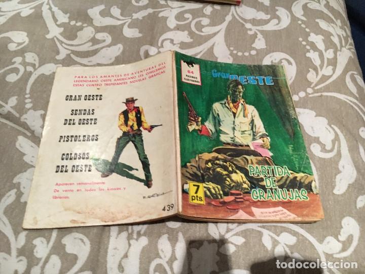 GRAN OESTE Nº439 PARTIDA DE GRANUJAS - ULTIMO NUMERO DE LA COLECCION (Tebeos y Comics - Ferma - Gran Oeste)