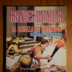 Tebeos: COMIC - GRANDES BATALLAS - Nº 59 - LA BATALLA DE DIREDAWA - SUPREMO SACRIFICIO - FERMA 1965. Lote 182683200