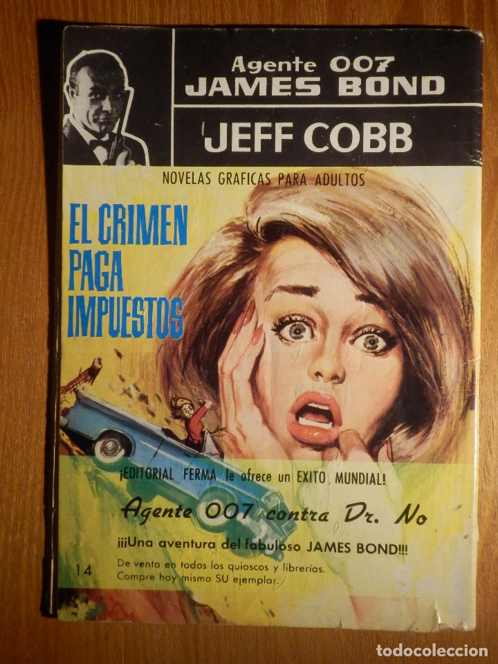 Tebeos: Comic - Extra Combate - Nº 14 - Trampa Diabólica - Ferma 1965 - Foto 2 - 182683646