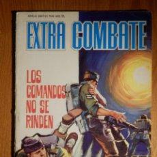 Tebeos: COMIC - EXTRA COMBATE - Nº 32 - LOS COMANDOS NO SE RINDEN - FERMA 1965. Lote 182687573
