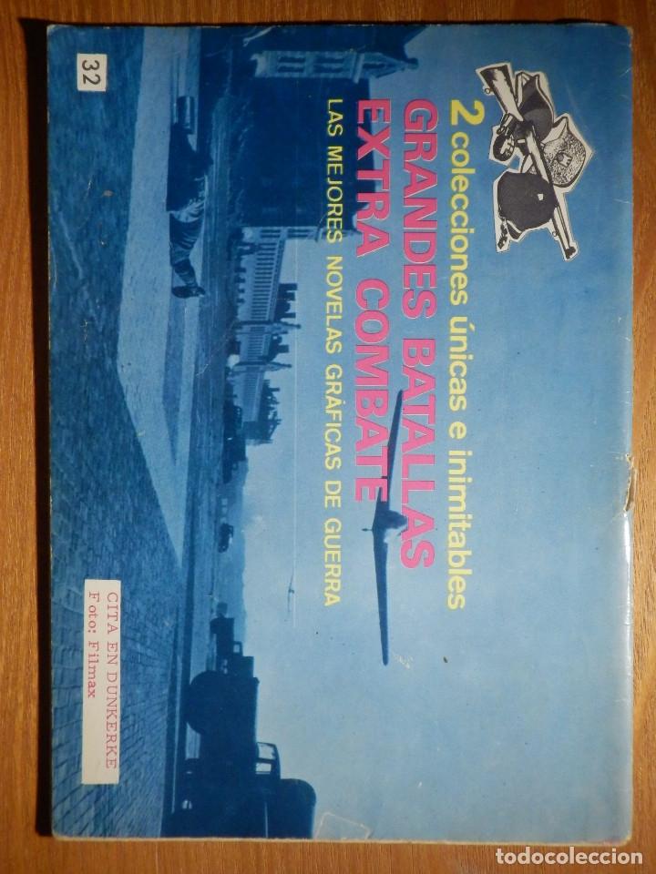 Tebeos: Comic - Extra Combate - Nº 32 - Los Comandos no se rinden - Ferma 1965 - Foto 2 - 182687573