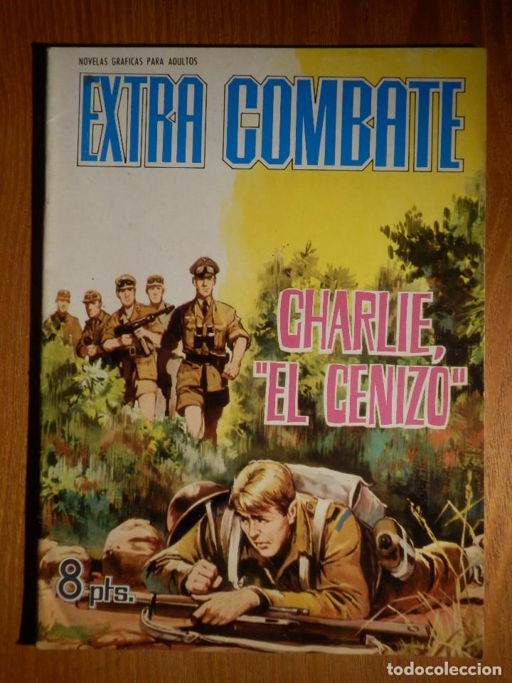 COMIC - EXTRA COMBATE - Nº 35 - CHARLIE EL CENIZO - FERMA 1965 (Tebeos y Comics - Ferma - Combate)