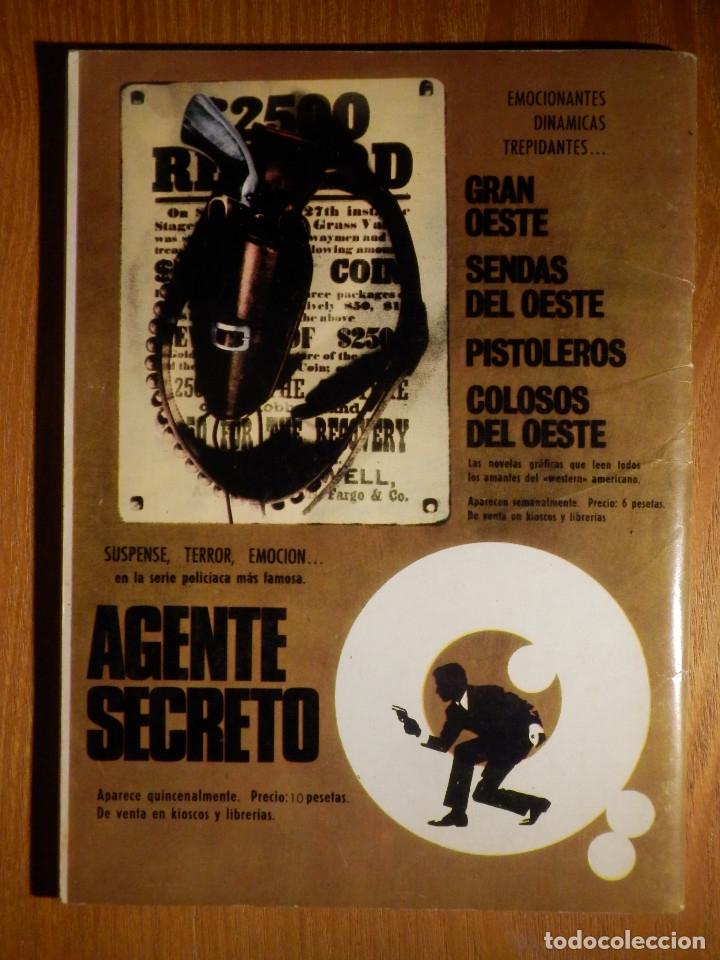Tebeos: Comic - Extra Combate - Nº 59 - Una Bala Perdida - Ferma 1965 - Foto 2 - 182687878