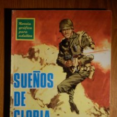 Tebeos: COMIC - SUEÑOS DE GLORIA - BOIXCAR - HAZAÑAS BÉLICAS - Nº 15 - TORAY - 1966. Lote 182688058