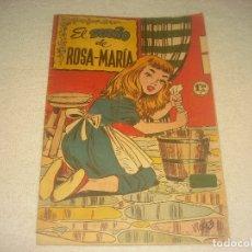 Tebeos: UN CUENTO SEMANAL. N. 13. EL SUEÑO DE ROSA MARIA. Lote 182705527