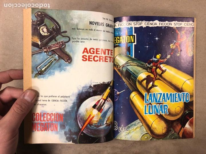 Tebeos: LOTE DE 6 NÚMEROS DE MEGATON (FERMA) + 3 DE ROBOT 76 ENCUADERNADOS. XD AÑO 1966/67. - Foto 5 - 182782393