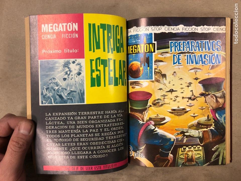 Tebeos: LOTE DE 6 NÚMEROS DE MEGATON (FERMA) + 3 DE ROBOT 76 ENCUADERNADOS. XD AÑO 1966/67. - Foto 9 - 182782393