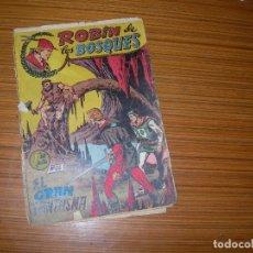 Tebeos: ROBIN DE LOS BOSQUES Nº 25 EDITA FERMA . Lote 182834096