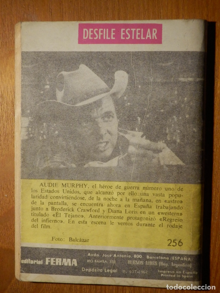 Tebeos: Comic - Gran Oeste - Cayeron en la trampa - Ferma - Carlos Tejas - Foto 3 - 182903687