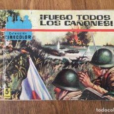 Tebeos: COMBATE / COLECCION CINECOLOR - NUMERO 19 - FERMA, ORIGINAL - GCH. Lote 183773457
