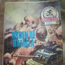 Tebeos: ORDEN DE BATALLA.. Lote 183830248