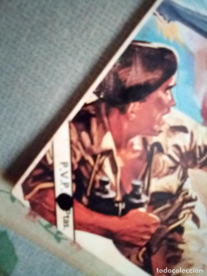 Tebeos: COMBATE- NOVELA GRÁFICA- Nº 166 -LÁTIGO DE ACERO- BUEN ESTADO-1979-GRAN ALDOMÁ PUIG-LEAN-2410 - Foto 2 - 183959502