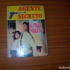 Tebeos: AGENTE SECRETO Nº 2 EDITA FERMA . Lote 184125567