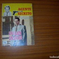 Tebeos: AGENTE SECRETO Nº 8 EDITA FERMA . Lote 184125765