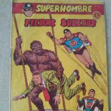 Tebeos: SUPERHOMBRE Nº 32 - FERMA -T. Lote 186405977
