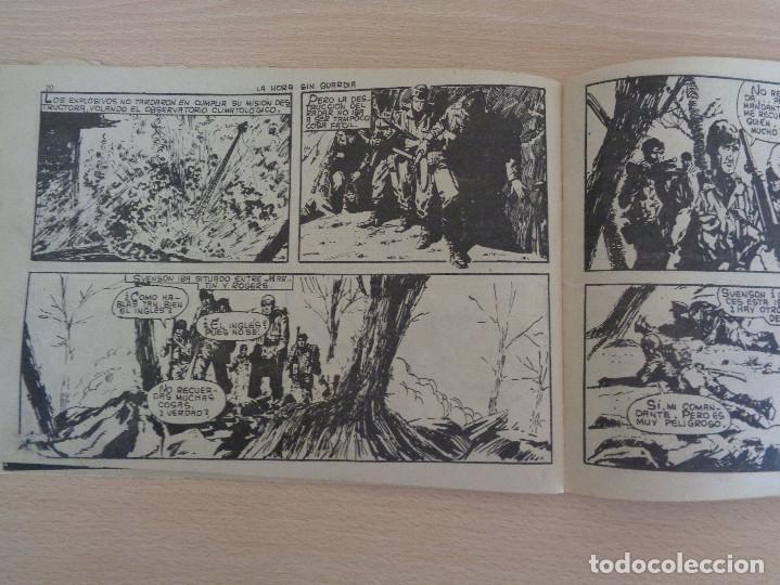 Tebeos: Colección Cinecolor Combate núm. 13. La hora sin guardia. Edita Ferma - Foto 3 - 188593471