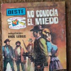 Tebeos: TEBEOS-CÓMICS CANDY - SENDAS SALVAJES OESTE 112 - FERMA 1962 - AA98. Lote 189331112