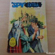 Livros de Banda Desenhada: SPY EXTRA Nº 10. EDITA FERMA 1969. NOVELA GRÀFICA. 128 PP. Lote 189434475