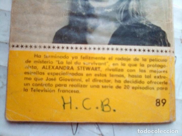 Tebeos: COLOSOS DEL OESTE- Nº 89 -EL ASESINO NO ANDA LEJOS-1966-GRAN LÓPEZ ESPÍ-MUY DIFÍCIL- LEAN-2632 - Foto 3 - 189448680