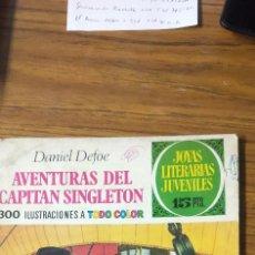 Tebeos: AVENTURAS DEL CAPITÁN SINGLETON. Lote 190364331