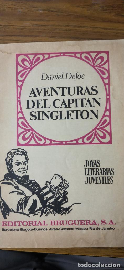 Tebeos: Aventuras del capitán Singleton - Foto 2 - 190364331