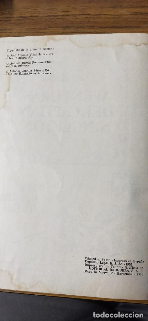 Tebeos: Aventuras del capitán Singleton - Foto 3 - 190364331