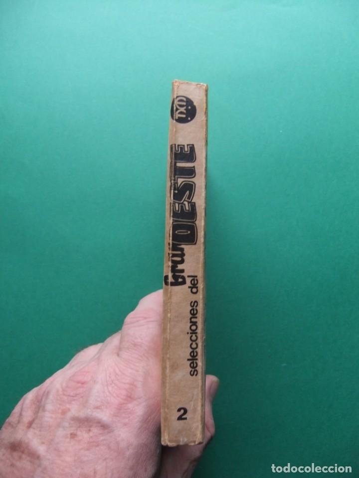 Tebeos: SELECCIONES GRAN OESTE Nº 2 CON 320 PAGINAS EDITORIAL FERMA 1962 - Foto 3 - 191479397