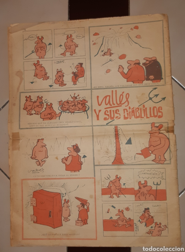 Tebeos: TEBEOS-COMICS CANDY - TELE COMICO 32 - FERMA - MUY RARO- AA97 - Foto 2 - 191749910