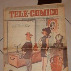 Tebeos: TEBEOS-COMICS CANDY - TELE COMICO 32 - FERMA - MUY RARO- AA97. Lote 191749910