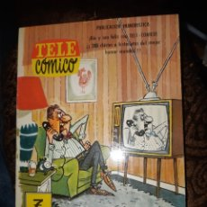Tebeos: TEBEOS COMICS CANDY - TELE COMICO 3 - FERMA- AA97. Lote 191750095