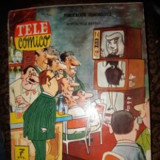 Tebeos: TEBEOS COMICS CANDY - TELE COMICO 10 - FERMA - AA97. Lote 191750138