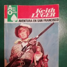 Tebeos: NOVELA DEL OESTE DE KEITH LUGER. Lote 191835952