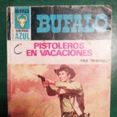 Tebeos: BUFALO,NOVELA Nº218 DEL OESTE . Lote 191838402