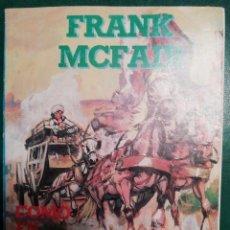 Tebeos: NOVELA DEL OESTE DE FRANK MCFAIR . Lote 191841526