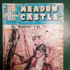 Tebeos: NOVELA DEL OESTE DE MEADOW CASTLE . Lote 191842033