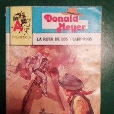 Tebeos: NOVELA DEL OESTE DE DONALD MEYER . Lote 191843047