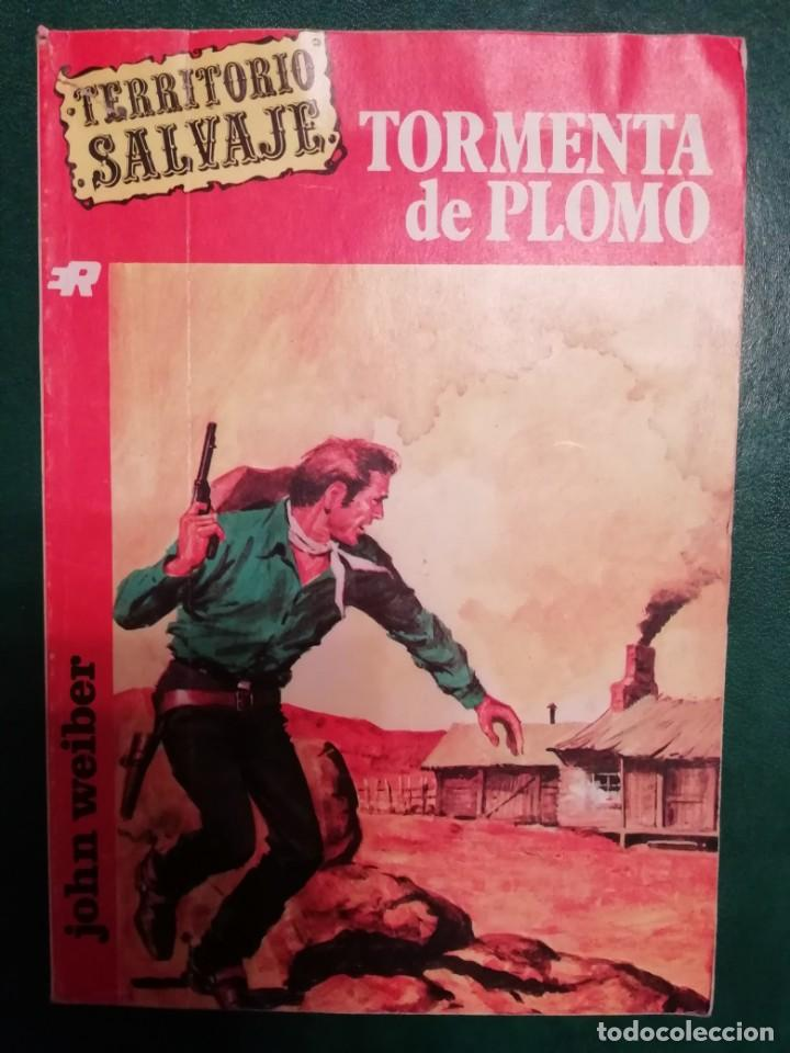 NOVELA DEL OESTE DE JOHN WEIBER (Tebeos y Comics - Ferma - Gran Oeste)