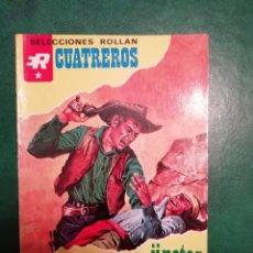 Tebeos: NOVELA DEL OESTE DE SPENCER CURTIS . Lote 191847900