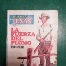 Livros de Banda Desenhada: NOVELA DEL OESTE DE HENRY KEYSTONE . Lote 191849441