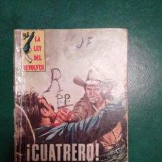 Tebeos: NOVELA DEL OESTE DE FRANKIE CAUYARZ . Lote 191849508