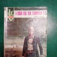 Tebeos: NOVELA DEL OESTE DE LUCHY MARTY. Lote 191849573